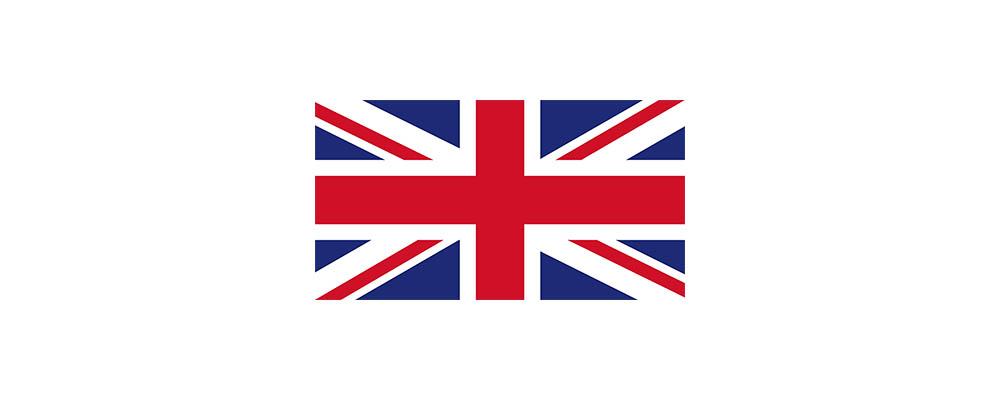 Union Jack In English flagga
